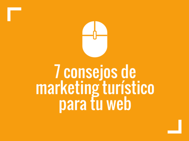 consejos marketing turistico