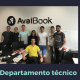 departamento tecnico avaibook