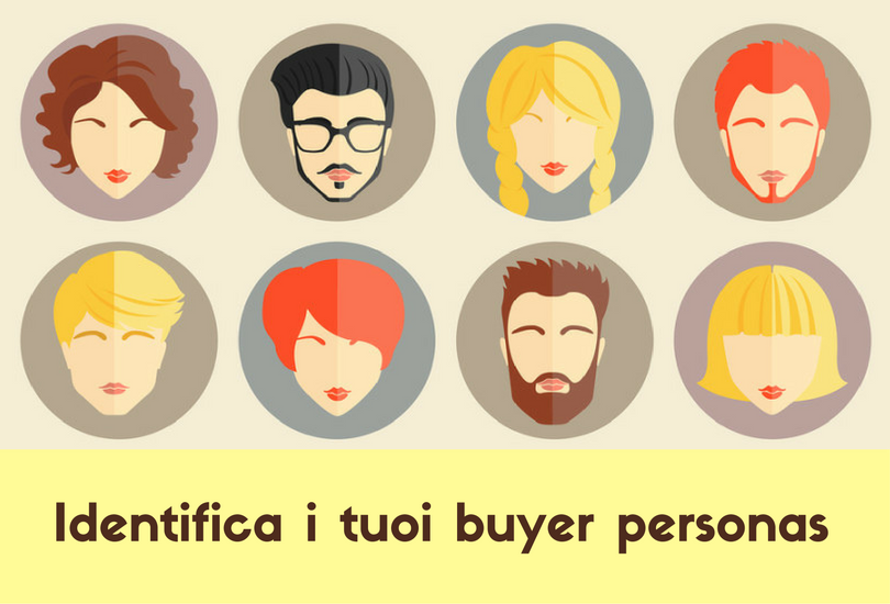 buyer persona alloggi turistici