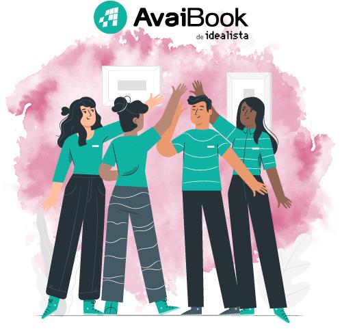 Equipo AvaiBook - AvaiBook Team